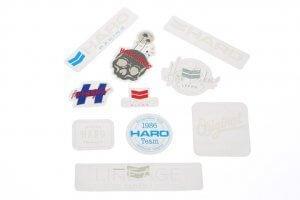 Haro BMX Stickers